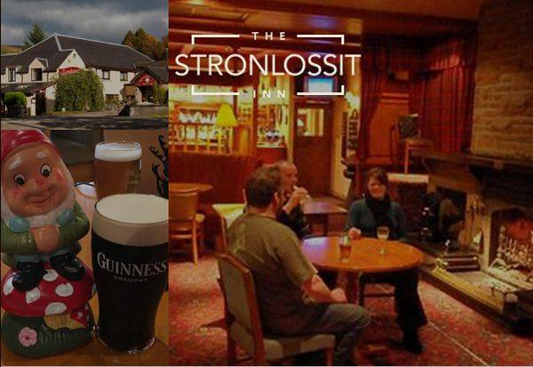 The Stronlossit Inn